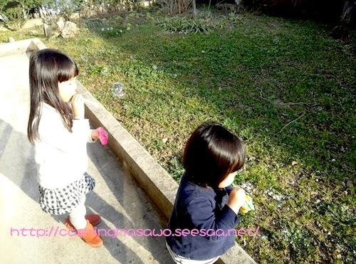 子ども幼児の健康な艶髪